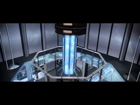 Star Trek II Engineering by Wil Jaspers (still images)