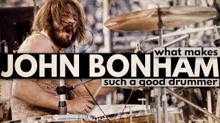 Download What Makes John Bonham Such a Good Drummer? Mp3 and Videos