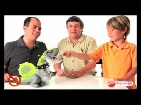 Mattel prehistoric pets interactive dinosaur cruncher r2011 w bone.