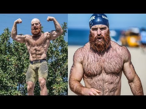 BEARDED MONSTER HULK - LUCAS PARKER - CROSSFIT MOTIVATION 2017