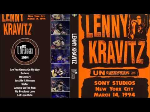 Lenny Kravitz  MTV Unplugged 1994