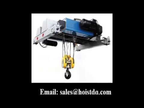 Hoist parts, Electric hoist parts and accessories