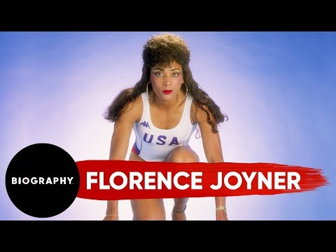 Mini Bio: Florence Joyner