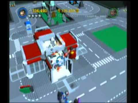 LEGO Gotham City Walkthrough - LEGO Batman 2: DC Super Heroes