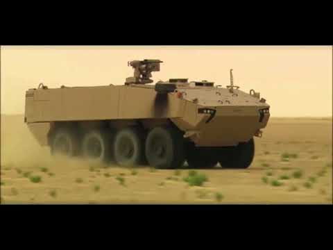 Mowag Piranha 5 IFV To Be Part Of The Spanish, Danish and Romanian Armies