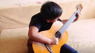 Цыганочка На Гитаре(аккордами)