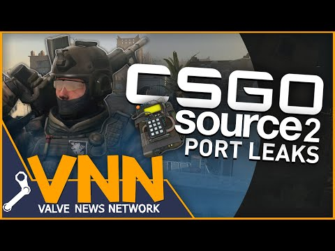 Counter-Strike: Global Offensive's Source 2 Port Leaks