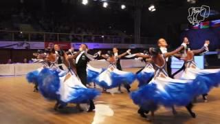 DSV Dance Impression, NED | 2016 World Formation Standard | DanceSport Total