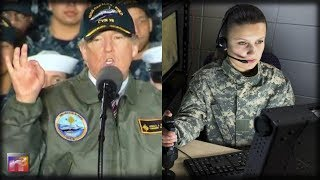 Trump Just Commanded the Army to Do Something HUGE and Now China and Russia Are On Notice