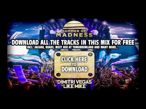 Dimitri Vegas & Like Mike - Summer Of Madness MiniMix - FREE DOWNLOAD OF ALL TRACKS ON THIS MIX