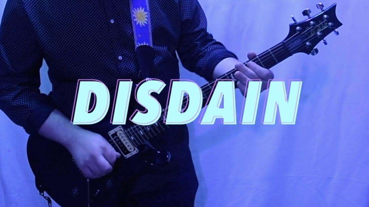 Disdain - Official Lyric Video #1