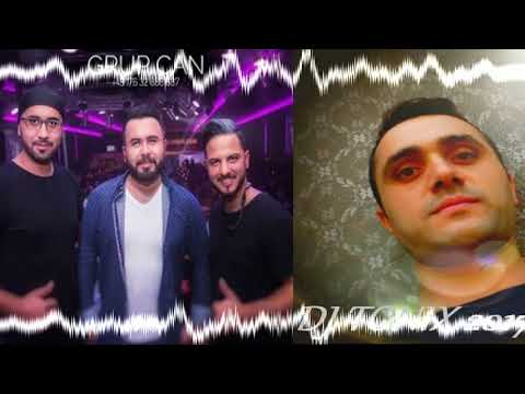 Dj Tonix vs Grup Can  Hadi Ordan Deli  2017  Halay Mix