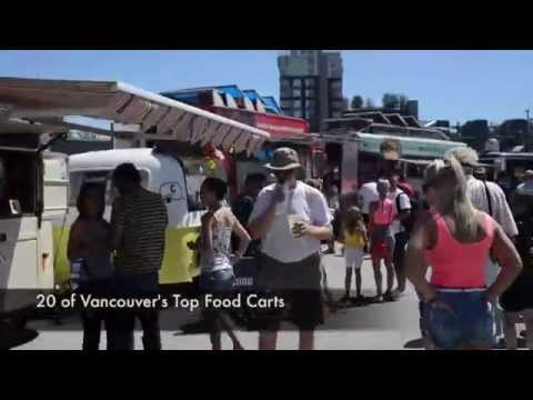 PRM at the Vancouver Food Cart Fest 2015