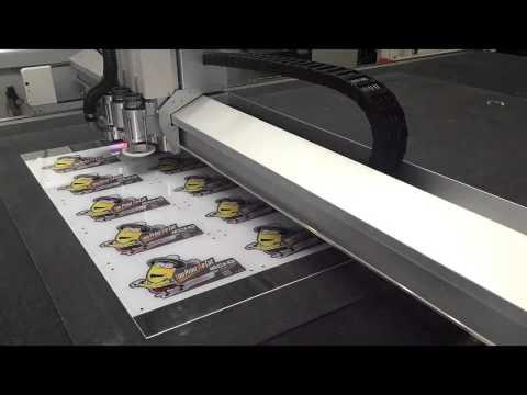 3mm Acrylic IECHO BK3 digital cutting machine