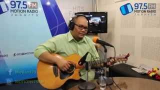 Ferdinand Pardosi - Sudah live dari studio Motion FM 97.5