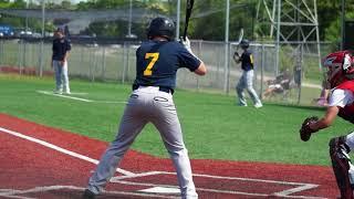 Joey Pettit freshman baseball