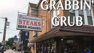Grabbin' Grub - Dalessandro's Steaks (Philadelphia, PA)
