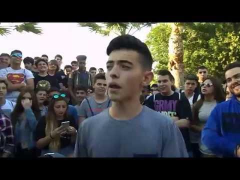 Seiko vs Juarez - General Rap - Primera Ronda