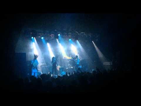 Crystal Fighters  I LOVE LONDON + WAVE  in Kraków 25102014