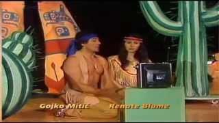 Unterhaltung im DDR-Fernsehen mit Gojko Mitić