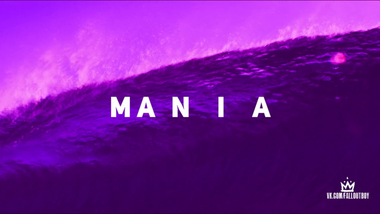 Mania Album Cover Fall Out Boy Desktop Wallpaper Fall Out Boy M A N I A Youtube