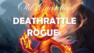Deathrattle Rogue, part 3 (Hearthstone Boomsday deck)
