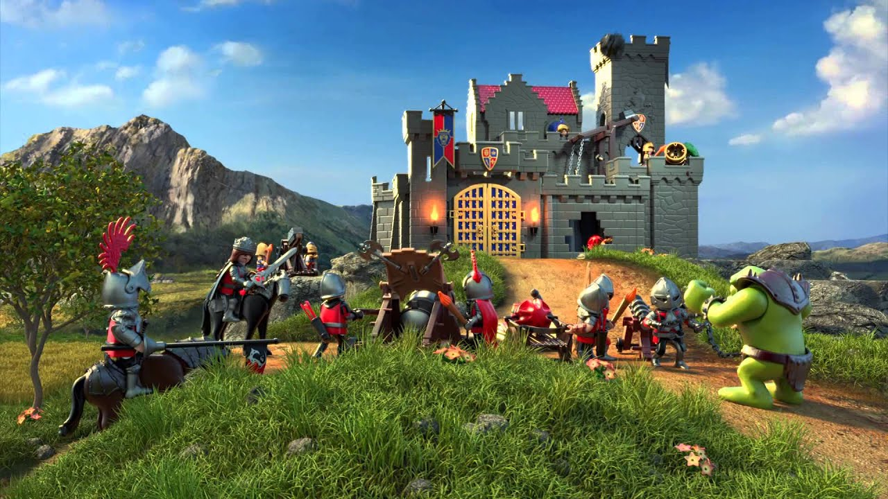 Playmobil Ritter 2014 Trailer Youtube