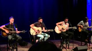 old dominion break up with him live cma fest 2015