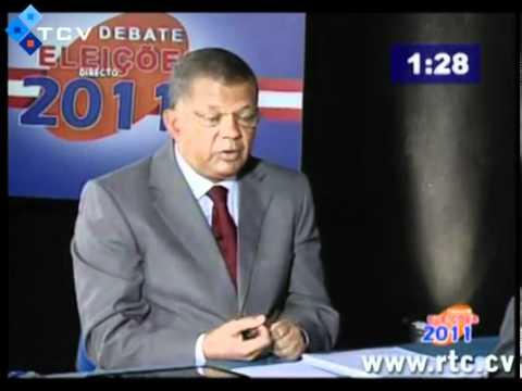 Debate Carlos Veiga vs José Maria Neves