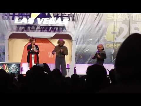 The Ferengi Family at the 2018 Star Trek Convention
