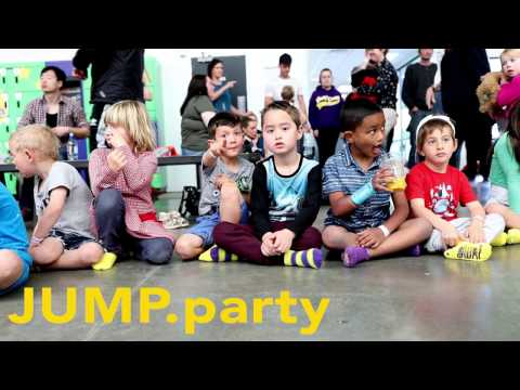 JUMP childrens party