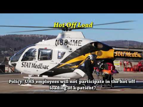 UHS - Helipad Safety 2016