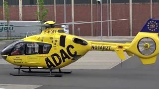 Schwerer Unfall in Altenhagen – Rettungshubschrauber bringt Kind in Unfallklinik