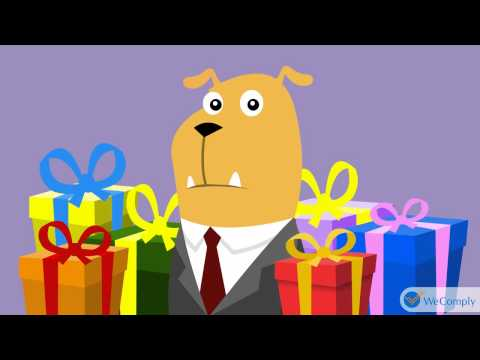 Giving and Receiving Business Gifts Compliance Guidelines