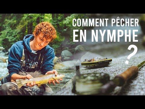COMMENT Pêcher La Truite En NYMPHE ? En Pratique Dans Les DOLOMITES ! Alps FT EP7