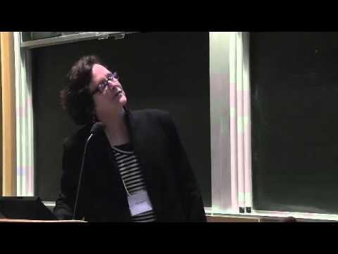 50 years of Linguistics at MIT, Lecture 8