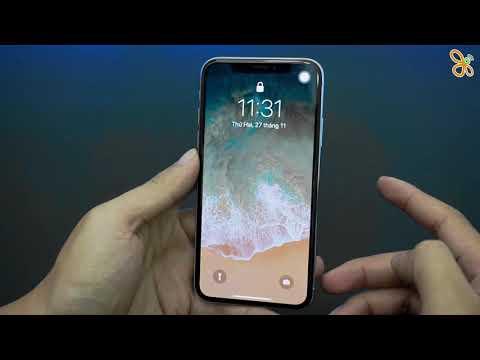 Mang nút home cảm ứng lực lên iPhone X quá đơn giản