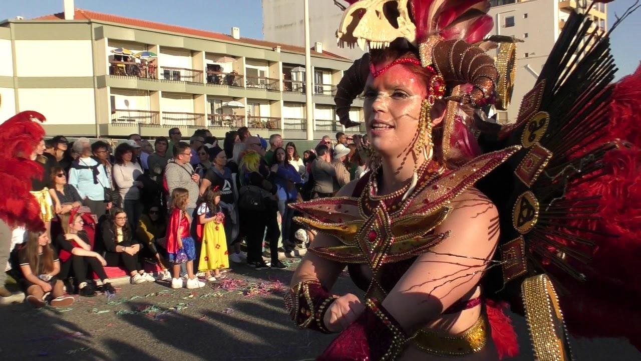 GRES A Rainha @Desfile Domingo   Carnaval Figueira da Foz 2020 I