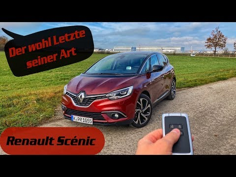 2019 Renault Scenic TCe 140 BOSE   POV Drive - Review - Test