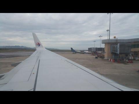 Malaysia Airlines MH643: Miri MYY ✈ Kuching Int
