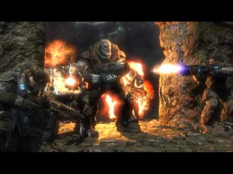 Gears Of War-Boomer Quotes
