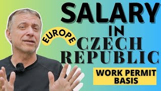 SALARY IN CZECH REPUBLIC
