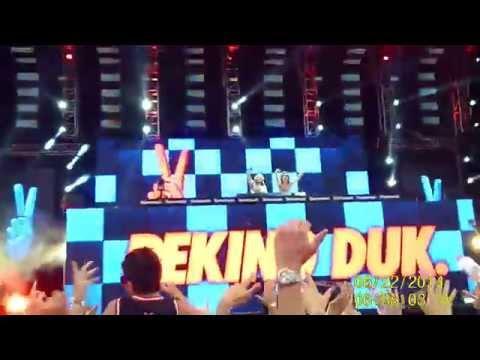 High Peking Duk Live@ Stereosonic Sydney 2014
