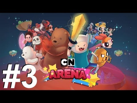 Repeat Cartoon Network Arena Gameplay (Android) - Like Clash