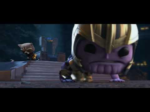 Avengers: Endgame Funko Trailer