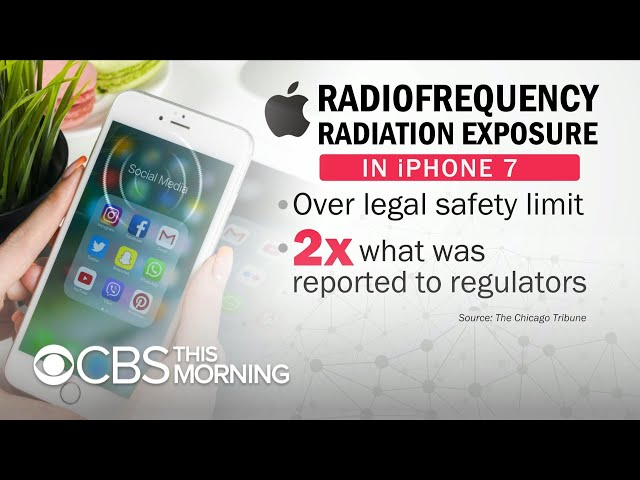 Test finds iPhone 7 emitted twice the amount of radiation reported to regulators