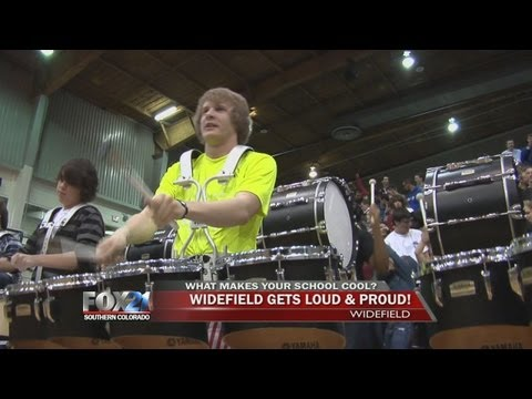 Widefield HS Gets Loud & Proud