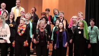 Chorgemeinschaft Mössingen Jubiläumskonzert 2011 -  Mama Loo HD ( HQ )