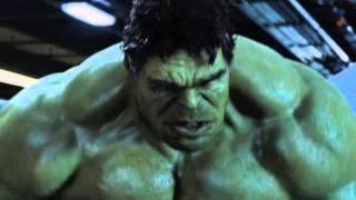 |Халк против Тора| нарезка из фильма