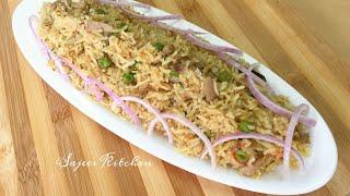 Tuna Biryani | Tuna Rice